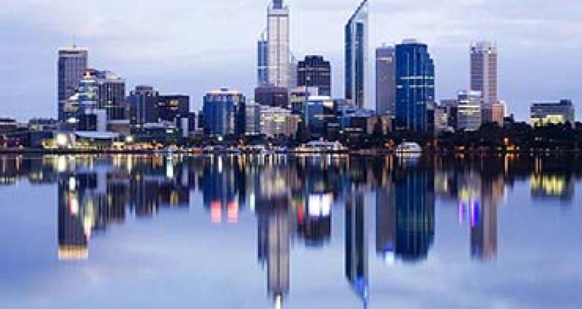 Perth City Western Australia